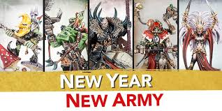 <b>New Year</b>, <b>New</b> Army – Our Hobby Goals for 2021 - Warhammer ...