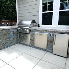 outdoor kitchen refrigerator under fridge uk