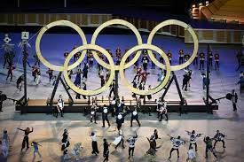 ملك اليابان يحضر حفل افتتاح دورة الألعاب الأولمبية |