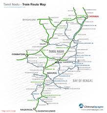 train timings railway route map