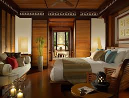 modern traditional bedroom design. Interesting Modern Mesmerizing Island Resort Filled Combining Modern And Traditional Design  Bedroom Interior Design To