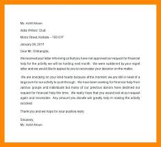 sample letters of request for assistance request for financial help letter sample of assistance to