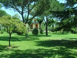 Villa a misano monte con giardino e depandance