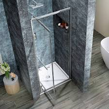 the ultimate shower door guide for 2021