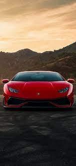 Red Lamborghini iPhone Wallpapers - Top ...