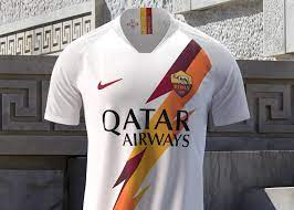 AS Roma 2019-20 Away Kit - Nike News
