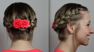 Mista Fashion Blog Romantický Letní účes Pro Krátké I Dlouhé Vlasy