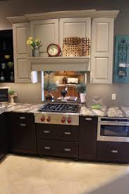 Furniture Remarkable Kitchen Design Using Haas Cabinets Chalk