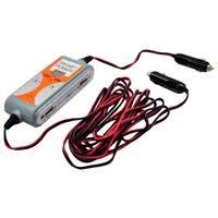 Зарядное <b>устройство BERKUT Smart power</b> SP-CAR