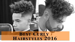 Mens Curly Hair Style 20 best curly hairstyles for men 2016 youtube 3339 by wearticles.com