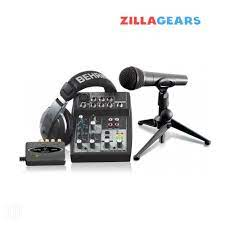 Archive: Behringer Podcastudio Recording Bundle | Podcast Studio in  Alimosho - Audio & Music Equipment, Zillagears International