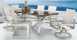 riviera cushion dining collection castelle