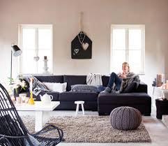 Woonkamer Zwarte Bank Elegant Loungebank Kiezen Voor Ieder Interieur