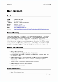 Director Resume Sample Lovely Resume Formats Free Awesome Art