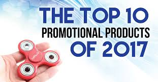 Top Promotional Roundup The Best Promotional Products Of 2017