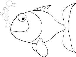 Disegni Con Pesci Per Bambini Disegnidacolorareonlinecom