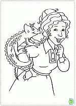 Small Picture The Magic School Bus coloring pages DinoKidsorg