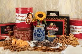 tom sturgis pretzels holiday open house