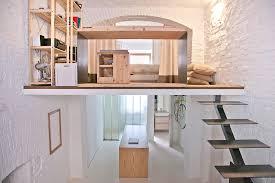 Tiny Studio Apartment Design Simple Inspiration Design