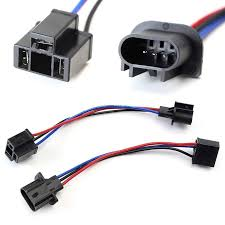 h13 9008 to h4 9003 pigtail wire wiring harness adapters ijdmtoy com h13 9008 to h4 9003 pigtail wire wiring harness adapters for h13 h4 headlight conversion