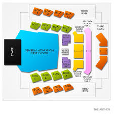 The Anthem Seating Chart Dc Louis Tomlinson In Washington Tickets Buy At Ticketcity