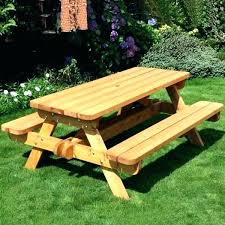 childrens wooden picnic table wooden picnic table incredible tables fast delivery wood bench outdoor childrens