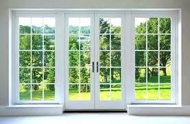 double pane glass door sliding glass door cost with installation patio double pane patio doors aluminum double pane glass door
