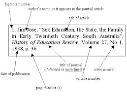 footnotes used in essays reports and term papers footnotes