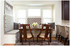 curved settee for round dining table also unique collection of picture