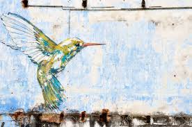 ipoh malaysia 23 nov 2015  on mural wall art ipoh with ipoh malaysia 23 nov 2015 hummingbird wall art painted stock
