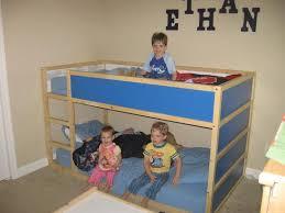 Amazing New Ikea Kura Bunk Bed For Boy Kids Kiddy Wear Pinterest