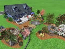 backyard design plans. Beautiful Backyard Landscape Design Plans That Work In Backyard