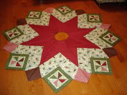 Kids Christmas Quilts – co-nnect.me & ... Quilted Christmas Tree Skirt For My Daughter Quilts Patterns For Christmas  Quilts Meaning In Telugu Quiltshops ... Adamdwight.com