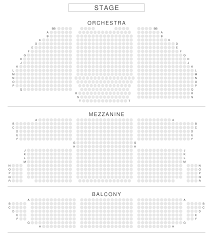 Marquis Theatre Seating Chart St James Theatre Seating Chart View From Seat New York