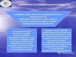 Презентация на тему ЧОУ ВО ЮЖНЫЙ УНИВЕРСИТЕТ ИУБИП САЛЬСКИЙ  7 7 Предпринимательская деятельность