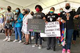 UNC protesters cite ongoing ...