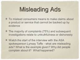 essay advertising essay on advertising an introduction to  regulation regulating advertising in the uk the asa ppt misleading ads to mislead consumers means to