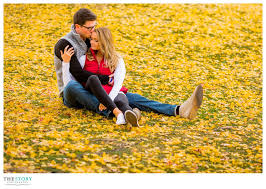 tara zack s fall engagement photos in boston syracuse ny