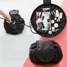 image is loading uk portable round magic drawstring storage bag travel
