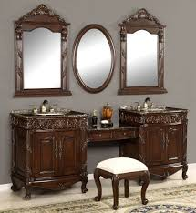 large bridge sink vanity cabinets double vanities with vanity makeup bench complete with matching set vanity wall sink and makeup mirrors