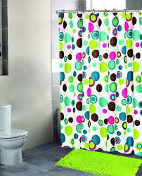 bathroom fascinating bright colored shower curtains fresh design decorating cute 7 7003 2t bright colored shower