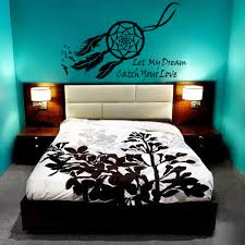 Dream Catchers Furniture Dream Catcher Wall Decal Let My Dream Catch your love Bedroom Wall 84