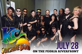 Bud Light Concert Series 2017 Peoria Il Kc And The Sunshine Band Tickets Peoria Riverfront
