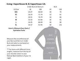 Nathan Ns4537 Vaporhowe Hydaration Pack Running Vest With