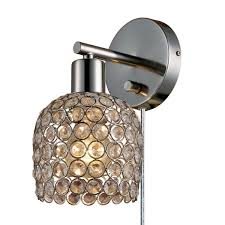 electric wall sconces modern lighting. Wall Sconces With On Off Switch Elegant Sconce Globe Electric Modern Design Light Crystal Lighting |