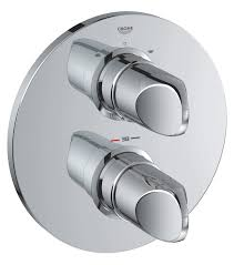 grohe shower valve. Grohe 19369000 Veris 8 1/8\ Shower Valve E
