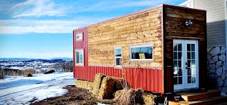 Small Picture This Colorado city is now officially the tiny house capital of
