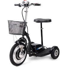 Tec Electric Trike 3 Wheel 36v 350W Chariot Segway