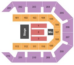 Star Of The Desert Arena Seating Chart Jean
