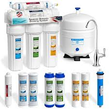 Home Drinking Water Express Water 5 Stage Undersink Reverse Osmosis Drinking Water